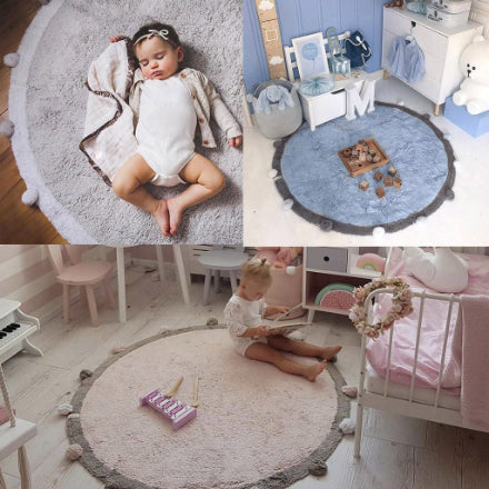 Fashionable Circular Baby Play Mat