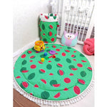 Environmentally Friendly Watermelon Print Reversible Play Mat