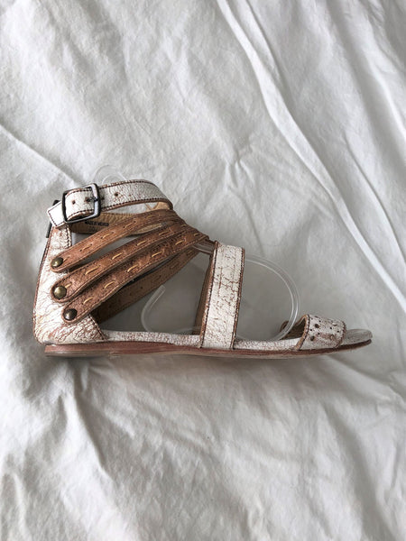 Bed Stu Size 10 Artemis Gladiator Sandals