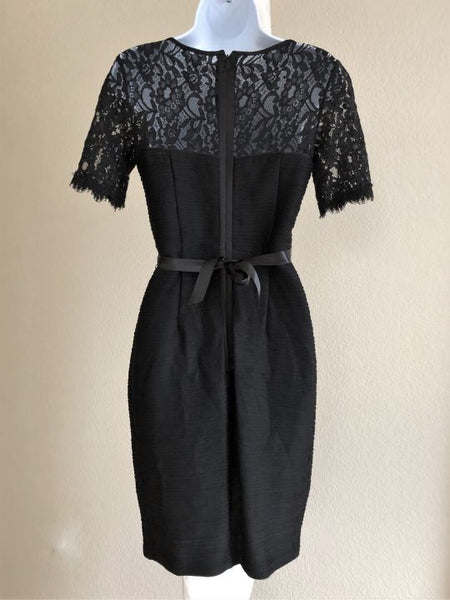 Maeve for Anthropologie Size Small Black Dress