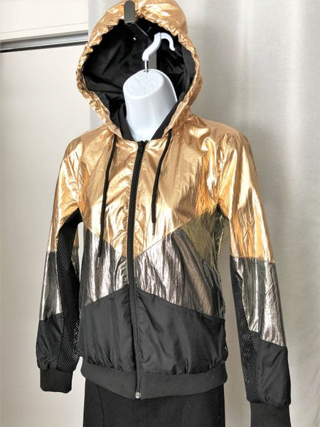 Scotch & Soda PETITE Metallic Track Jacket