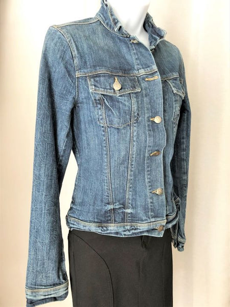 Paige SMALL Denim Jean Jacket
