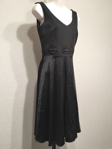 Antonio Melani Size 0 Black Sleeveless Dress