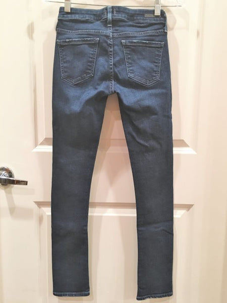 "Citizens of Humanity Size 24"" Blue Skinny Jeans-151"