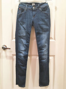 "Hudson 26"" Collin Stretch Skinny Dark Blue - 124"
