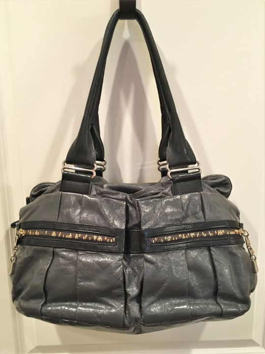 See by Chloe Large Gray Daytripper Bag