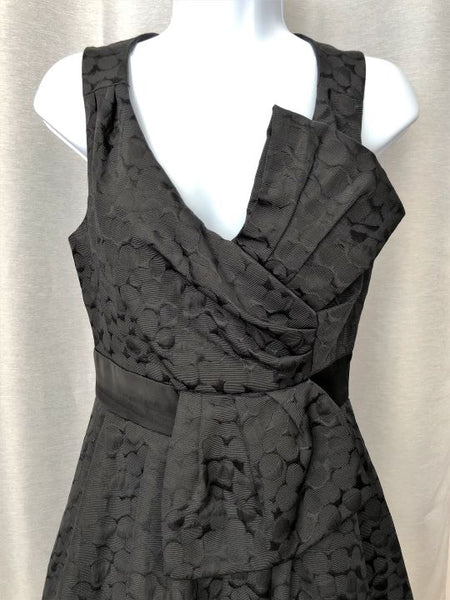 Max and Cleo Size 4 Black  Dress