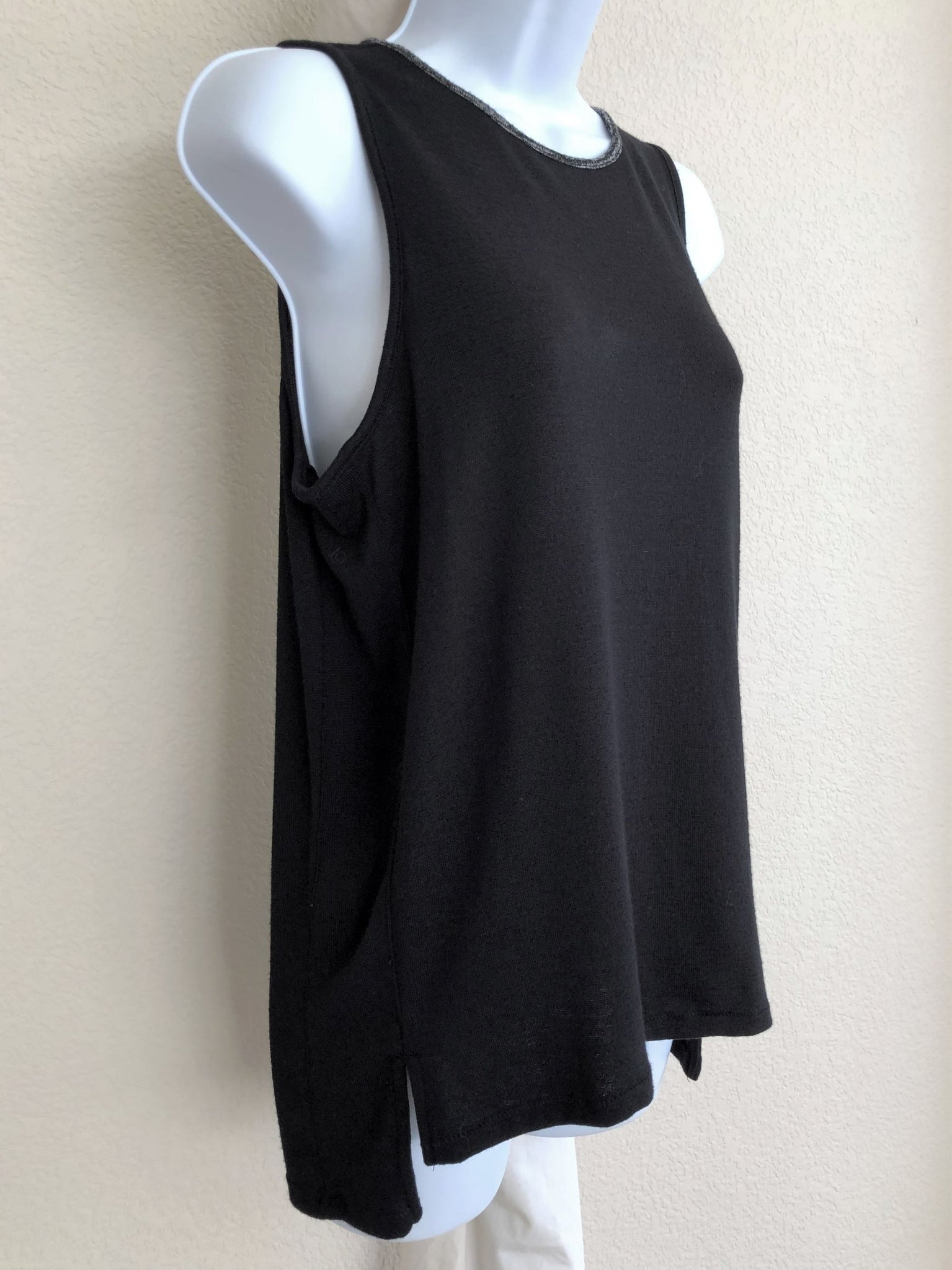 Rag & Bone Size XS Black Tunic Top