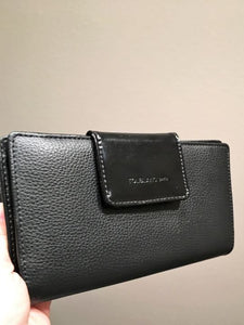 Tolblanc Black Leather Wallet