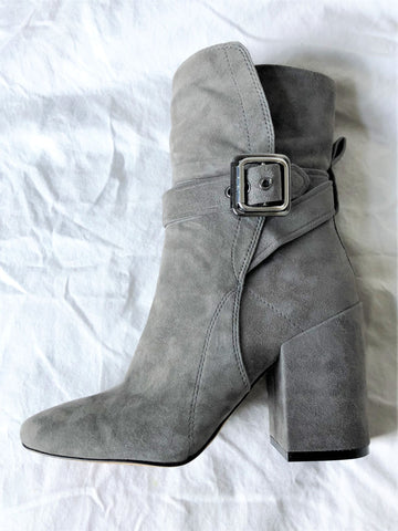 Vince Camuto Size 5.5  Gray Suede Boot