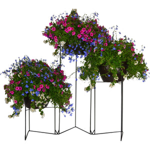 Sutter Creek Outdoor or Indoor Patio Planters 3 pieces #5120