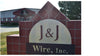 J&J Wire Inc. Wholesale manufactures in the USA wire wine racks, outdoor and indoor decor.