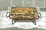 Bakersfield Casserole Dish Holder For 8X8 Pans 2003