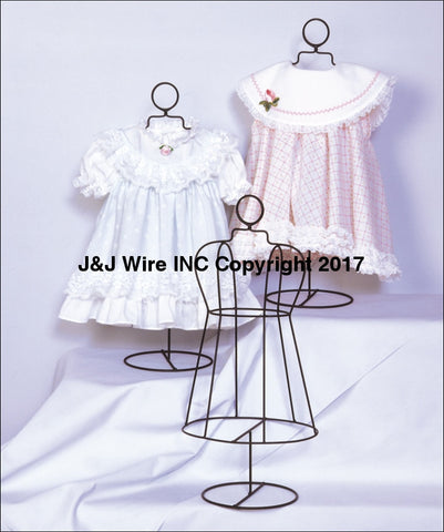 Infant Sized Dress Form (W/stand) 18 552