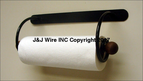 Under Cabinet Or Wall Paper Towel Holder 4085