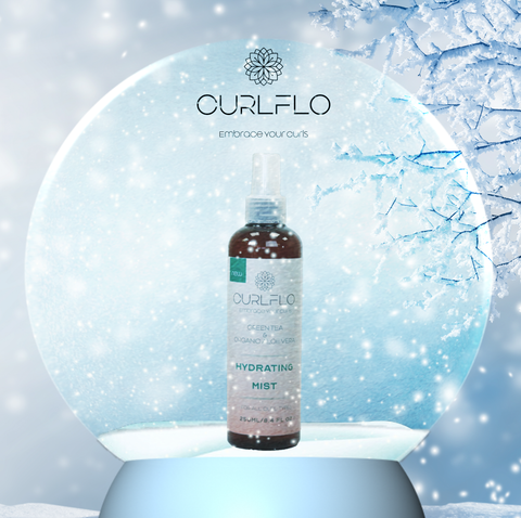 Curl Flo | Aloe + Green Tea Hydrating Mist