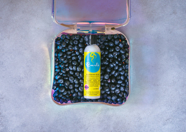 CURLS | BLUEBERRY BLISS LEAVE-IN CONDITIONER 236ML