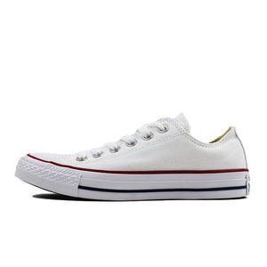 b64958c65f Authentic Converse ALL STAR Classic Breathable Canvas Low-Top Skateboarding  Shoes Unisex Anti-Slippery Sneakers for Young Men