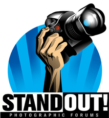 Stand Out! Photographic Forums logo