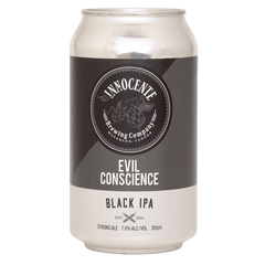 Evil Conscience Black IPA