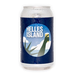 People's Pint Helles Island