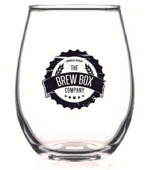 Brew Box Tasting Glass
