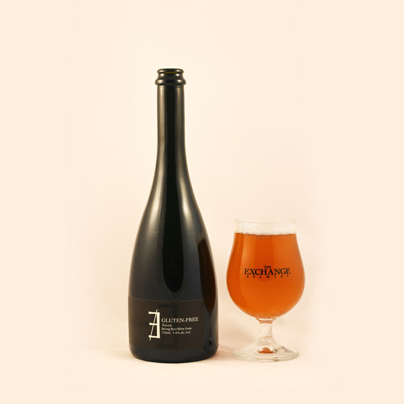 Exchange - Gluten Free Saison
