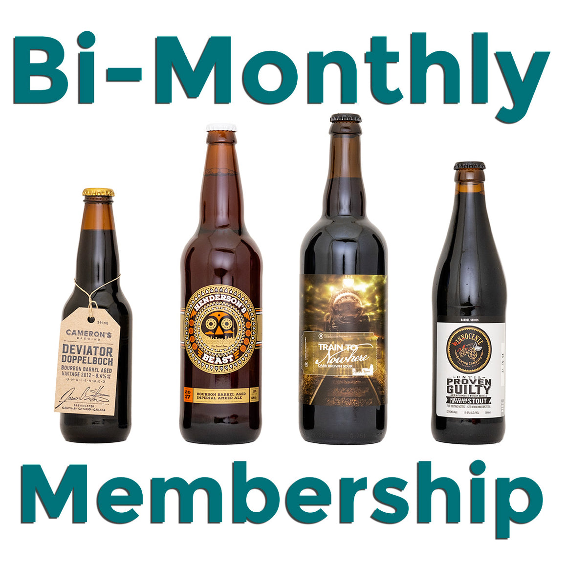 Brewthusiast - Bi-Monthly