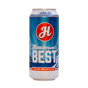 Henderson's Best - English Ale
