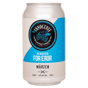 No Märzen for Error - Märzen