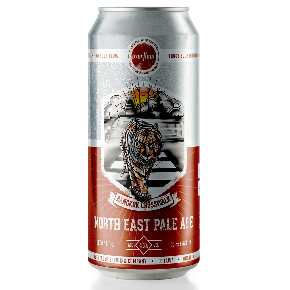 Bangkok Crosswalk - North East Pale Ale
