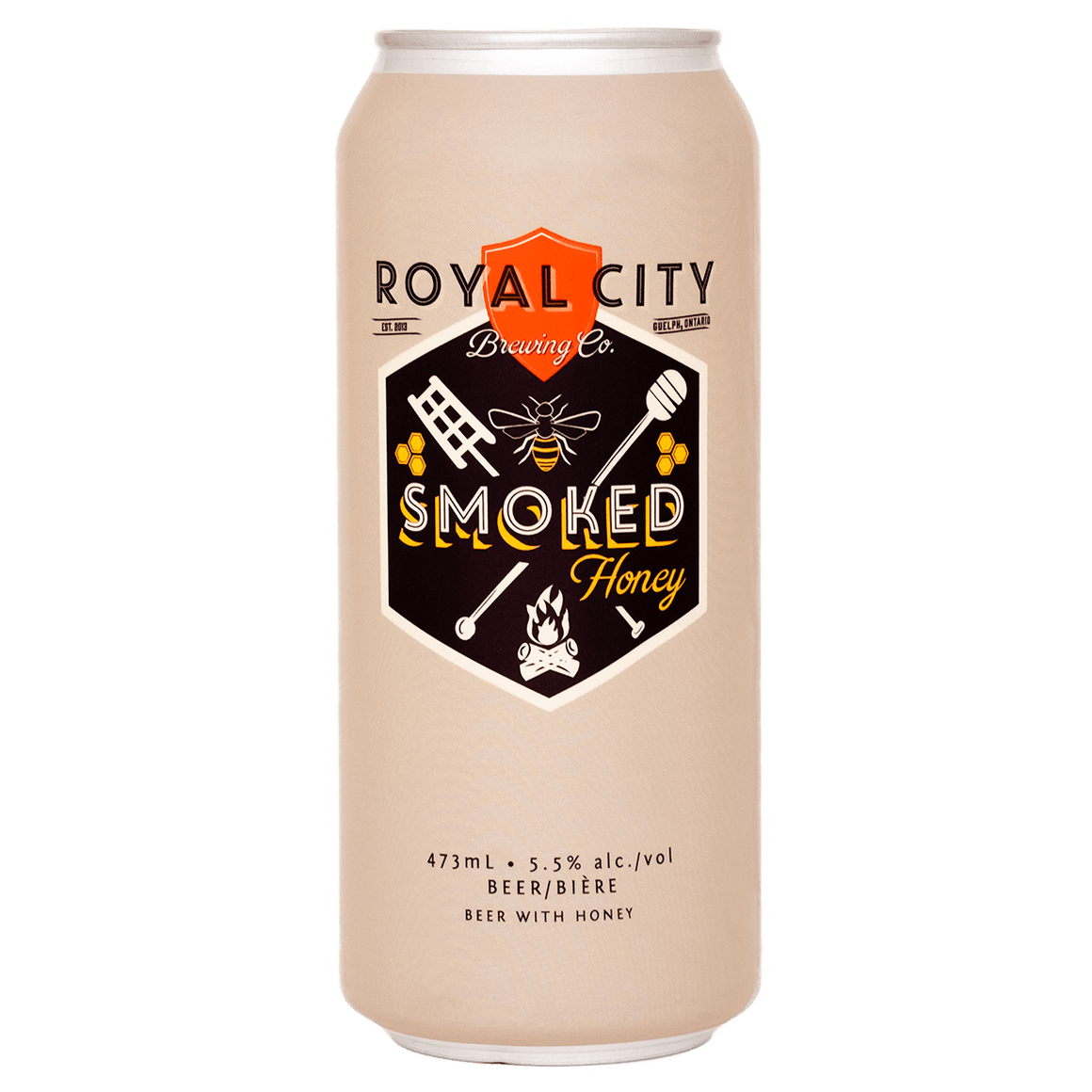 Smoked Honey - Brown Ale