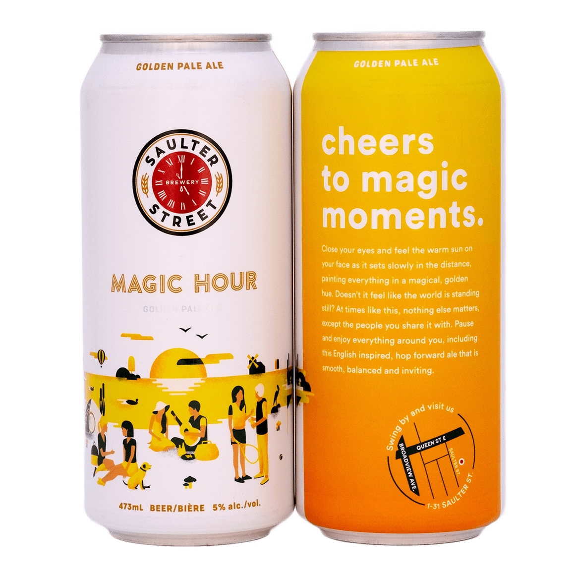 Magic Hour - Golden Pale Ale