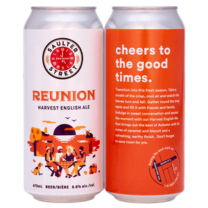 Reunion - Harvest English Ale