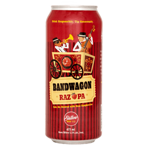 Bandwagon - Raspberry Pale Ale