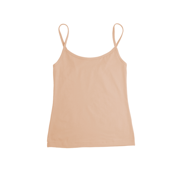 Organic Cotton Cami - Bare Range