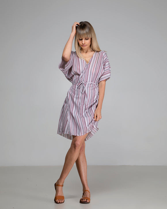 RYLEE WRAP DRESS