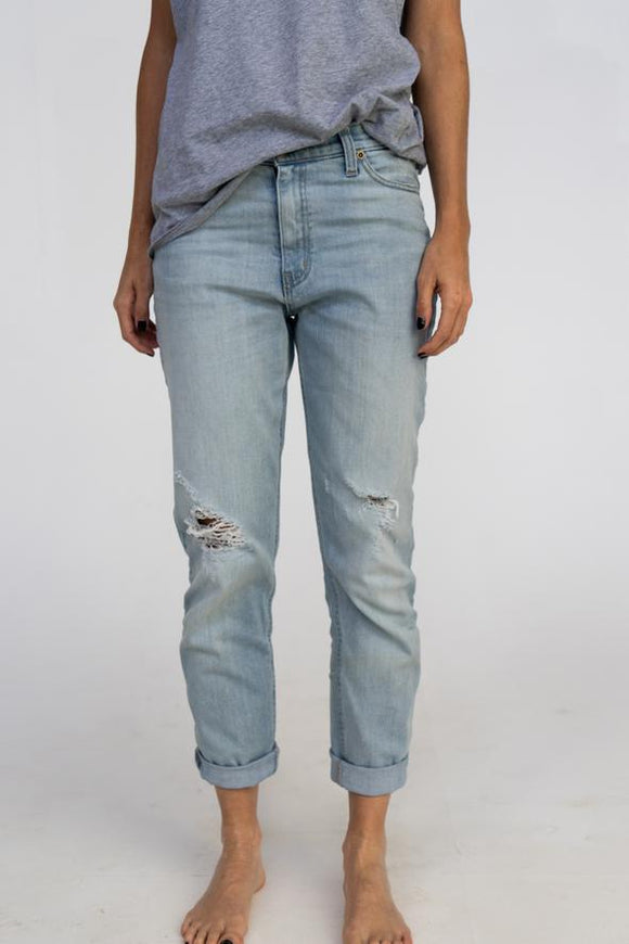 Salvation Boyfriend Jean - Vintage Blue