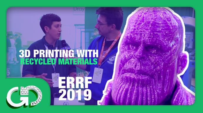 ERRF 2019 Interview by 3D Printing Nerd