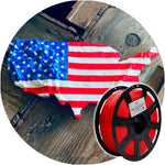 American Red: Recycled PET-G