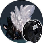 Black: Recycled PET-G  (1 Kg or 3 Kg Spools! 2.85mm Now Available!)