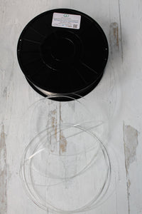 Clear: Recycled PET-G  (1 Kg or 3 Kg Spools!)