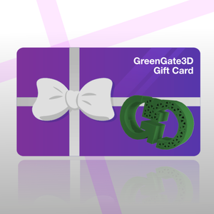 Hey, COOL!  A GreenGate3D Gift Card!!!