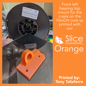 Slice Engineering Orange: Recycled PET-G