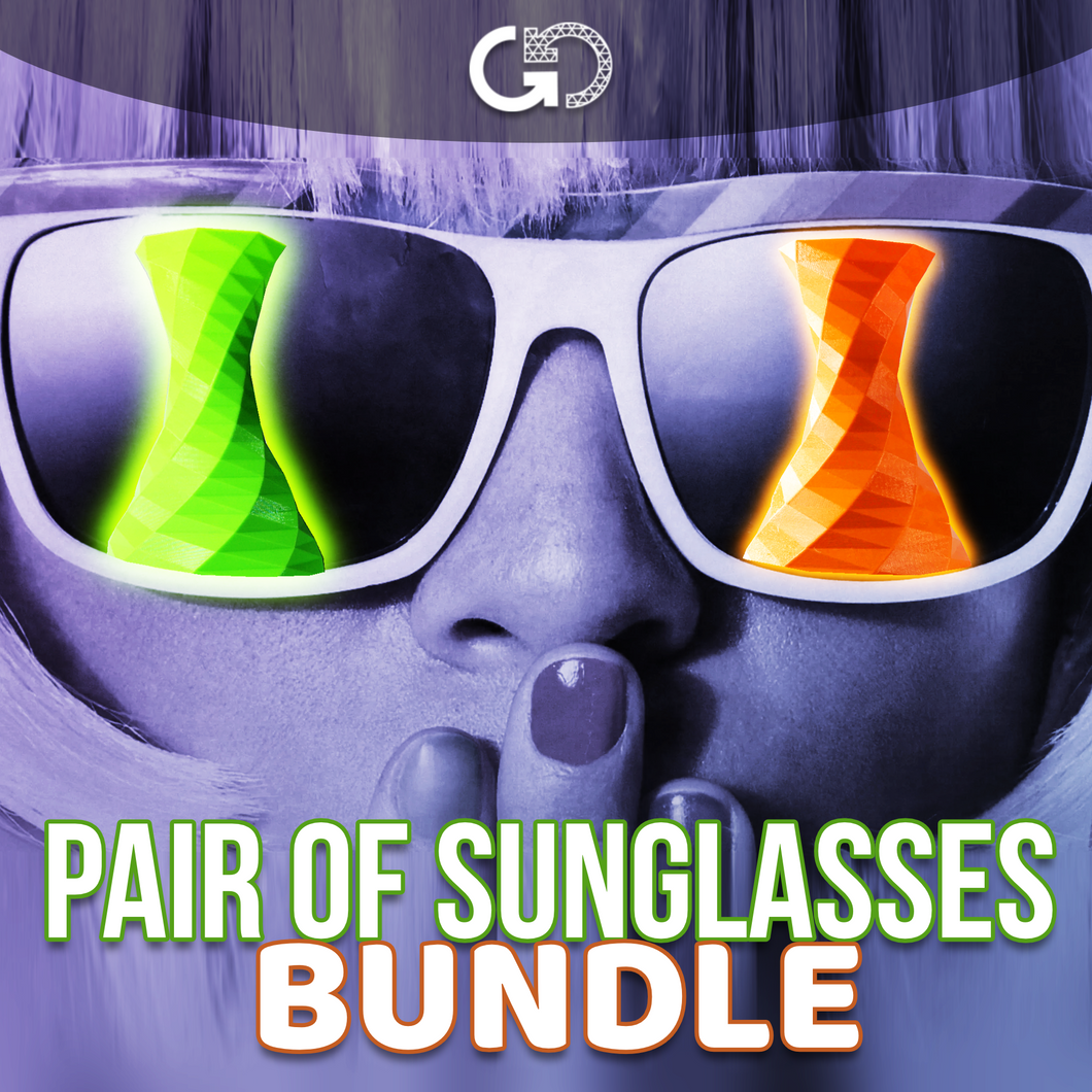 Pair of Sun Glasses Bundle