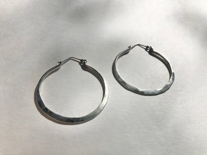 Forged Hoops Small