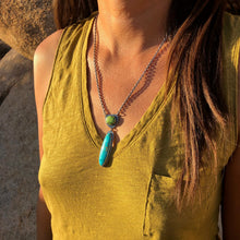 Turquoise Collectors Necklace