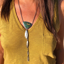 Ocean Jasper Lariat Necklace