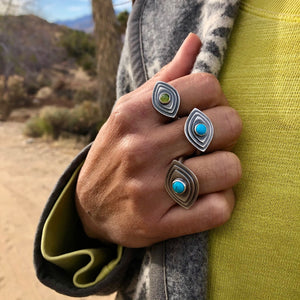Turquoise Inner Vision Ring
