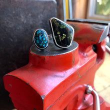 Turquoise Lovers Ring